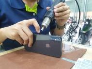 Dán PPF mặt sau và viền máy iPhone loại 250k